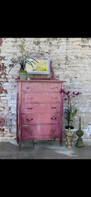 Stunning antique dresser for Sale in Glendale, CA