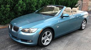 2007 bmw 3 series convertible ,781,299,6556 for Sale in Canton, MA