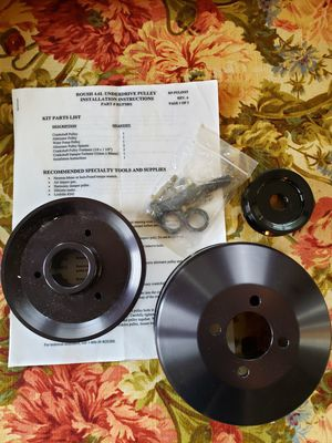 Roush 4.6L Underdrive Pulley for Sale in Madison Heights, VA