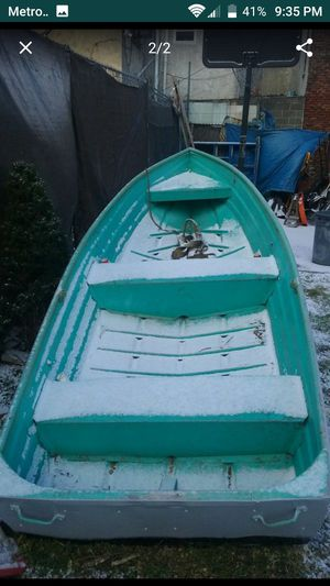 10 foot aluminum boat for Sale in Philadelphia, PA