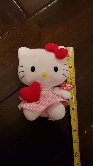 Hello Kitty Ty Doll Stuffed Animal Beanie Baby for Sale in Mt. Juliet, TN