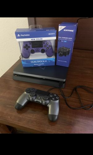 Ps4 Limited Edition for Sale in Stone Mountain, GA
