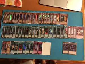 YUGIOH CARDS LOT!! for Sale in San Jose, CA