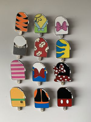 Ice Cream Collectible Pin Pack for Sale in Anaheim, CA