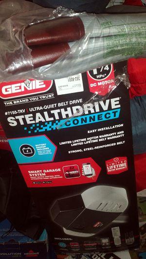New Stealth drive connect Garage door opener for Sale in Bakersfield, CA