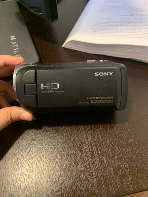 SONY handcam for Sale in Aberdeen, MD