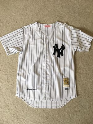 Cooperstown Collection Official Jersey - men's 48 for Sale in Reston, VA
