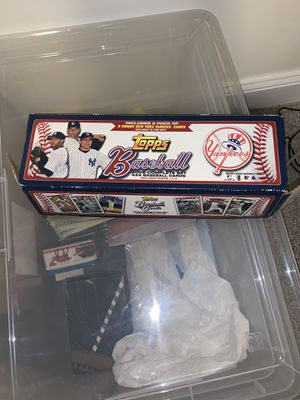 Baseball cards for Sale in Stoughton, MA