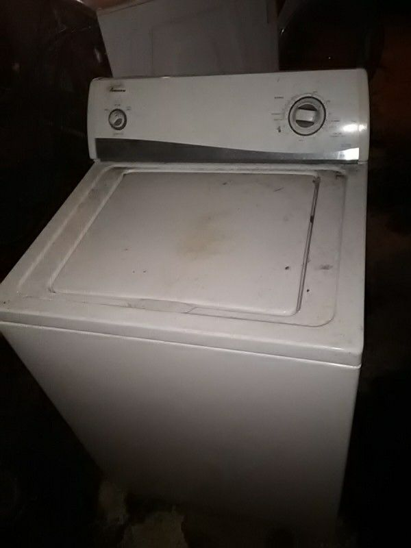 Washer don't drain just need the cash