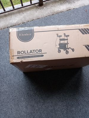 Elenker rollator walker M 9210KDB. for Sale in Deerfield Beach, FL