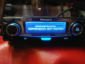 High End Panasonic CQ-C7103U for Sale in Indianapolis, IN