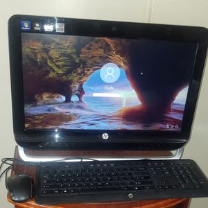 HP Omni All in One Computer in Excellent working Condition for Sale in Monterey Park, CA