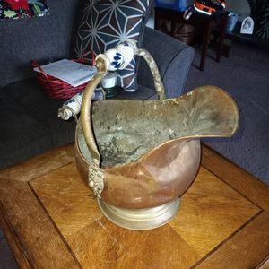 Copper Ash Bucket for Sale in Aberdeen, WA