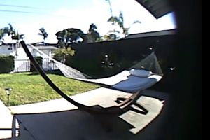 Hammock. Large Wood frame. for Sale in San Diego, CA