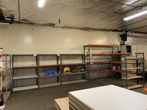 Metal Shelving/Shelves/ Storage Racks for Warehouses, Garages, Industrial for Sale in Santa Ana, CA