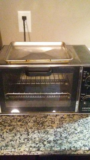 Krups ProChef Plus Type 553 toaster oven for Sale in New Albany, OH