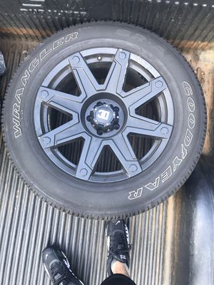 20inch Jeep wheels for Sale in New Haven, CT