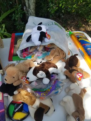 Mixed bag of TY beanie babies for Sale in Winter Haven, FL