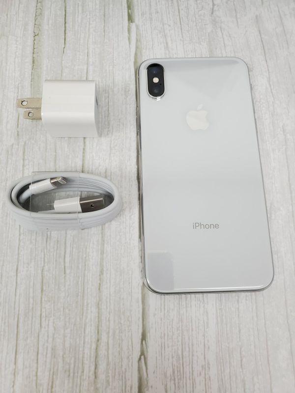 IPHONE X..64GB UNLOCK FOR ANY SIM