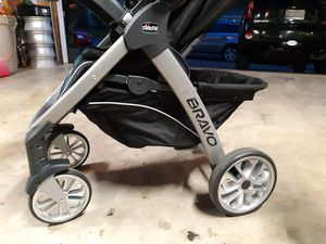 Chicco bravo stroller for Sale in Bothell, WA