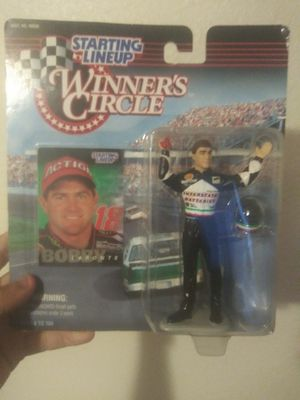 Starting lineup bobby labonte nascar driver action figure for Sale in Austin, TX