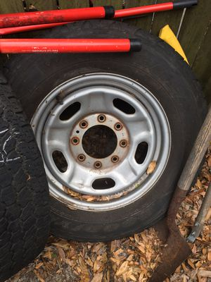 4 ford tires for Sale in Winter Haven, FL