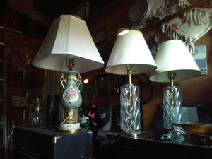 LAMPS FOR SALE for Sale in Lathrop, CA