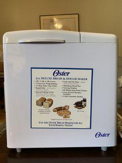Oster Bread & Dough Maker for Sale in Benicia,  CA