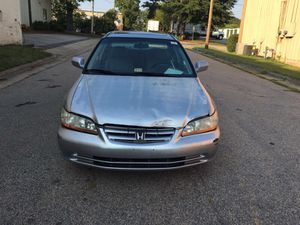 2001 Honda Accord ex for Sale in Cary, NC