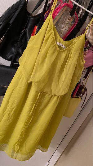 Yellow sun dress for Sale in Houston, TX