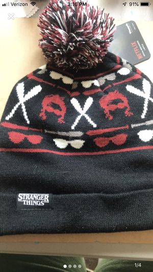 Stranger Things Beanie for Sale in Traverse City, MI