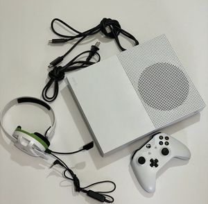 Xbox One S 1TB with Controller & Headset for Sale in Langhorne, PA