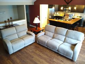 Sofa and loveseat recliners for Sale in Fort Wayne, IN