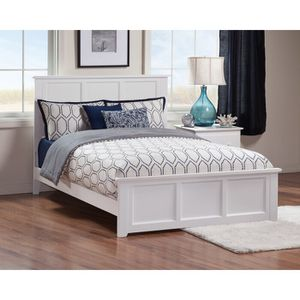 Queen bed frame w/matching night stand for Sale in Rolling Hills, CA