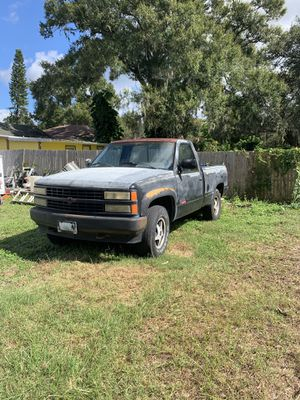1990 Chevy Silverado 4x4 for Sale in Bradenton, FL