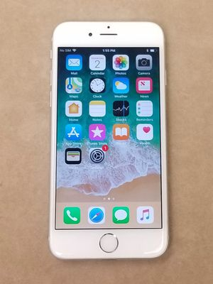 Apple iPhone 6 64GB AT&T Cricket 100% Working Phone for Sale in Dallas, TX