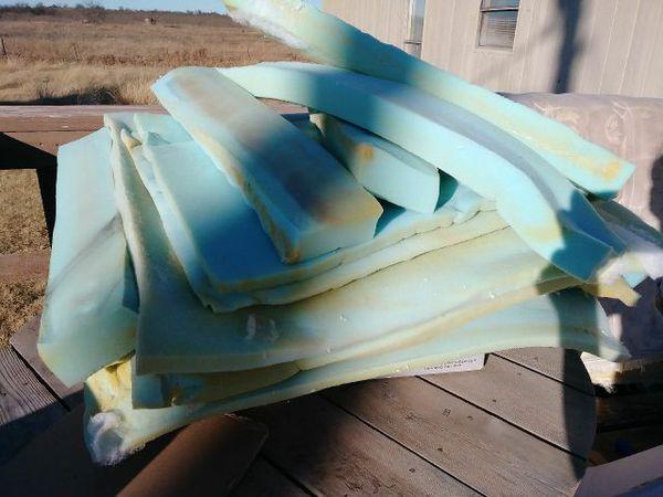 Scrap Foam great for projects