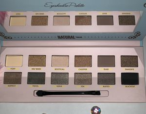 Natural Eyeshadow Palette by Okalan 12 Nude Colors Makeup for Sale in Downey, CA