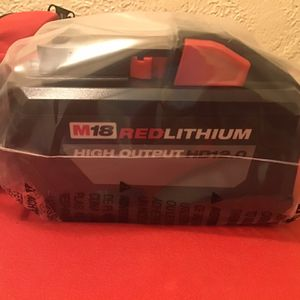 Milwaukee M18 12.0 Battery New for Sale in Los Angeles, CA