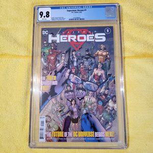 superman: Heroes #1 for Sale in Fresno, CA