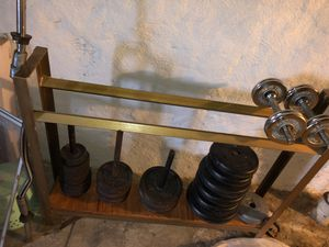 Weight set for Sale in Affton, MO