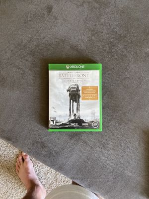 Battlefront for Xbox One for Sale in Glendale, AZ