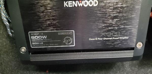 Kenwood kac -5001ps mono block amplifier