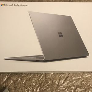 """Microsoft surface laptop3 15"""" Windows 10 125GB 8GB Go RAM platinum With Charger Unlocked for Sale in Ontario, CA"""