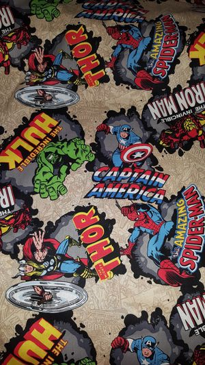 Marvel & Disney fabric for Sale in Las Vegas, NV