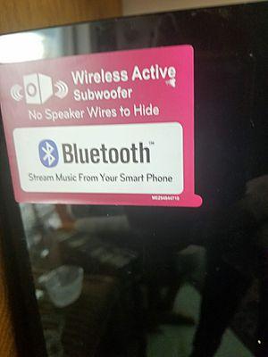 Bluetooth subwoofer wireless for Sale in Davie, FL