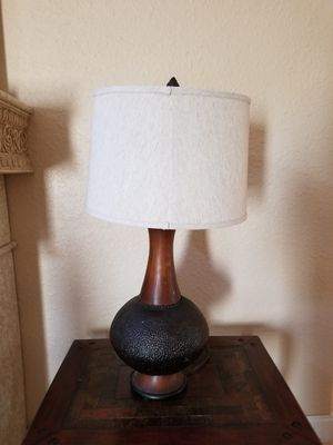 Lamp with shade for Sale in Pembroke Pines, FL