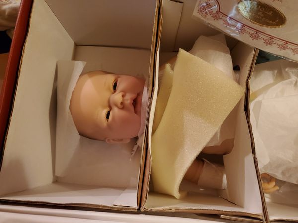Brand New doll for Reborn.......Berenguer SE
