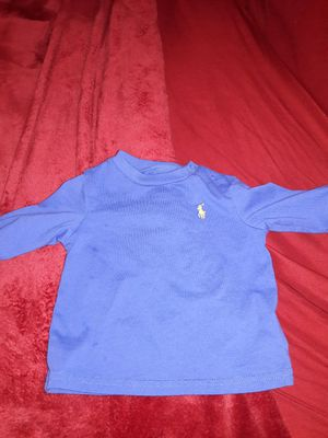 3 month baby polo $10 for Sale in St. Louis, MO
