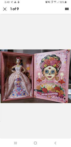 2020 Dia De Muertos Barbie.. for Sale in Albuquerque, NM
